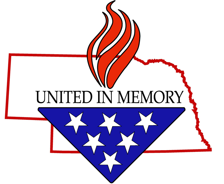 United in Memeory - NVCA logo