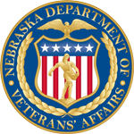 Nebraska Department of Veterans' Affairs seal