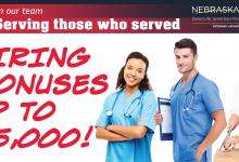 Recruitment hiring bonuses