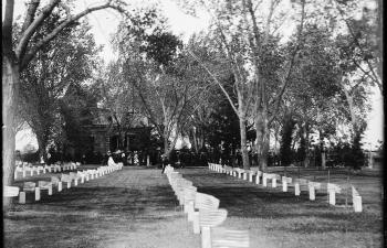 Fort McPherson graves