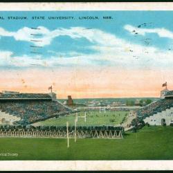 University of Nebraska Memorial Stadium