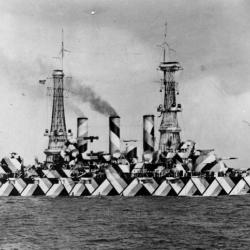The Battleship USS Nebraska
