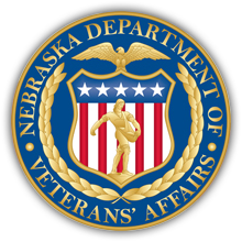Nebraska Department of Veterans' Affairs logo